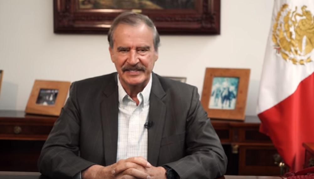 Mensaje de Vicente Fox a AMLO
