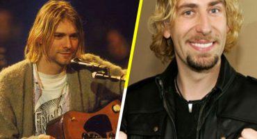 Quieren que vocalista de Nickelback remplace a Kurt Cobain en reunión de Nirvana