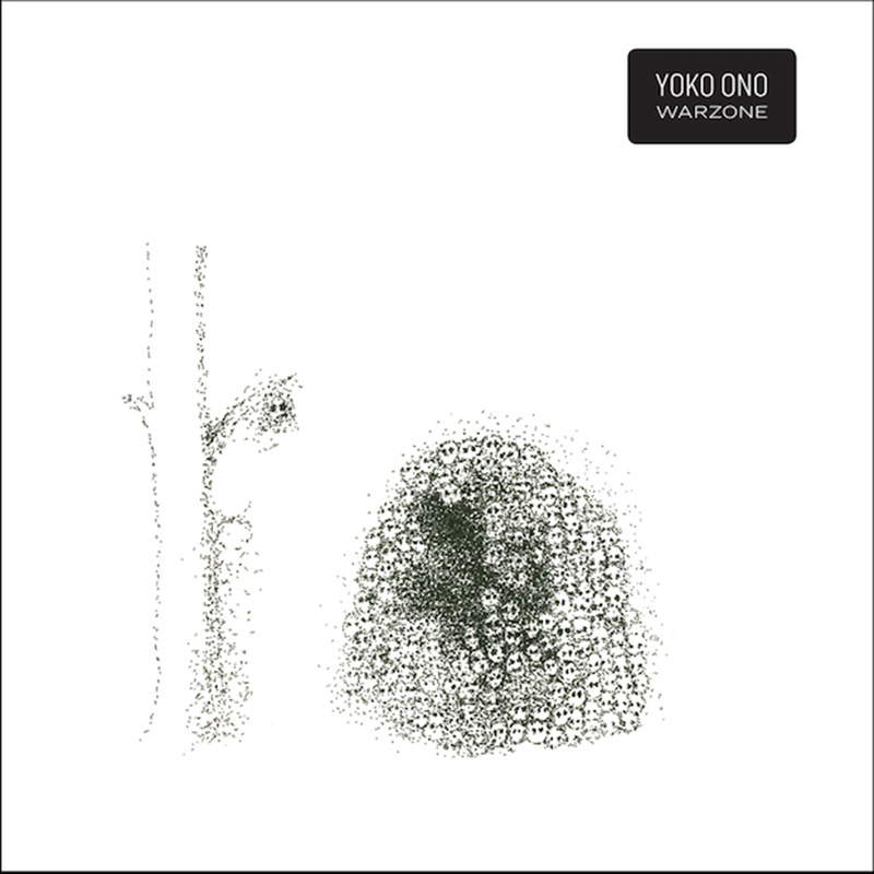 Yoko Ono liberará el disco 'Warzone' con una versión experimental de 'Imagine'
