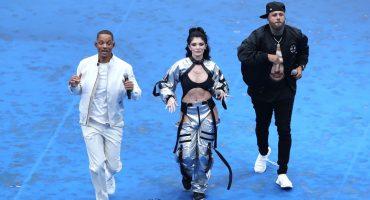 Will Smith, Nicky Jam y Ronaldinho, así estuvo la ceremonia de clausura de Rusia 2018