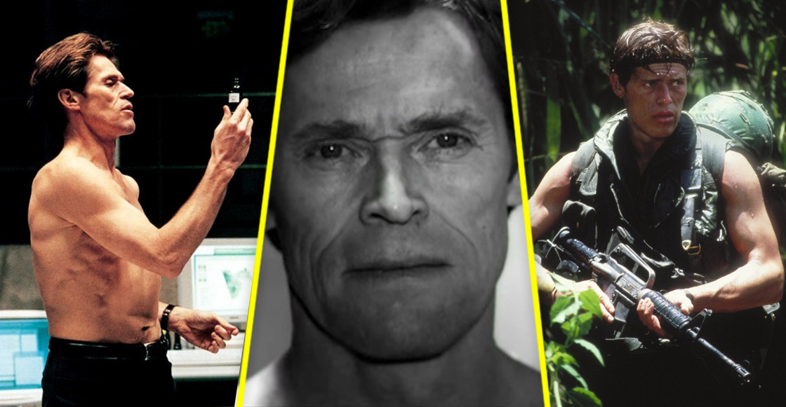 Ranking de las 8 mejores películas de Willem Dafoe
