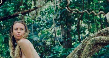 ¿La nueva Jane?  Freelee, la youtuber deja todo para irse a vivir a la jungla