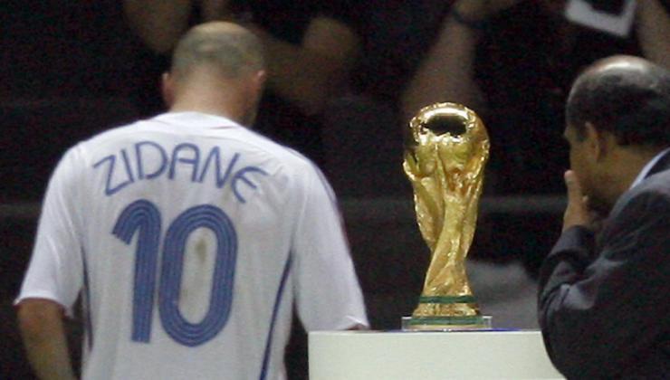 Revelan nombre de quien 'delató' cabezazo de Zidane en Final del Mundial