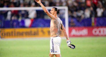 Why? Zlatan no jugará el partido Estrellas de la MLS vs Juventus