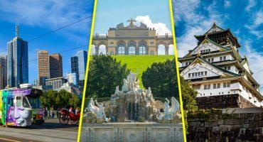 Estas son las 10 mejores ciudades del mundo para vivir en el 2018