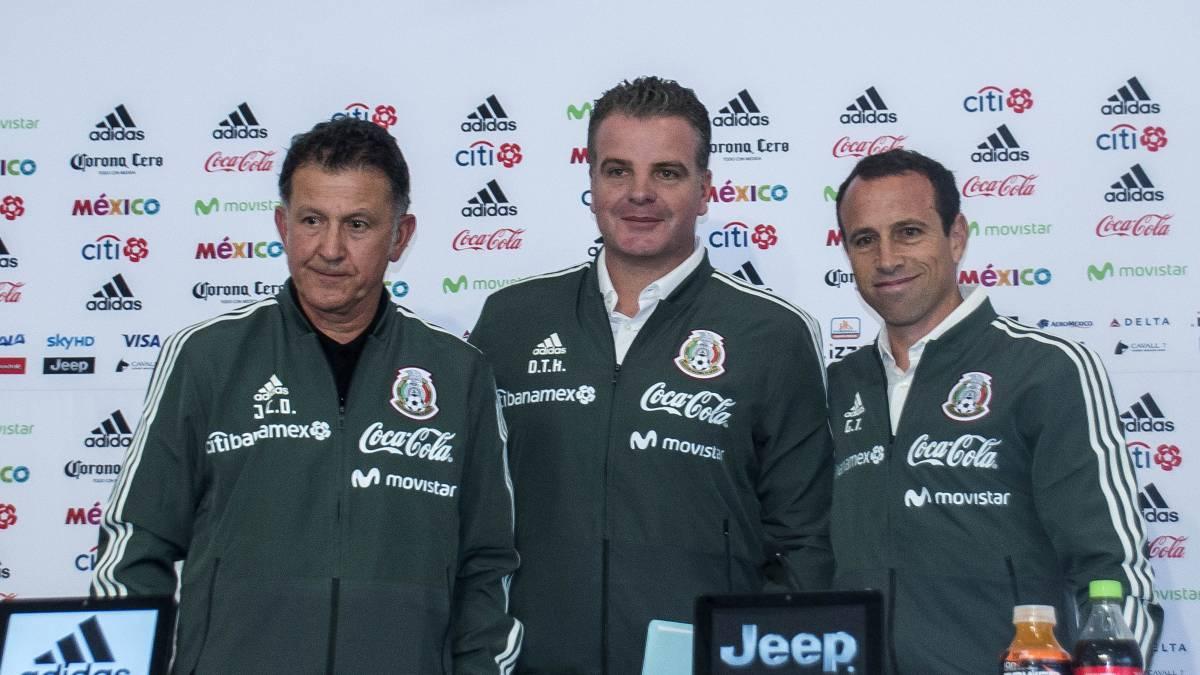 Gerardo Torrado armará convocatoria de la Selección Mexicana vs EU y Uruguay