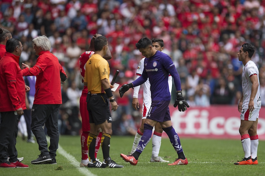 Talavera le mandó mensaje a César Ramos: