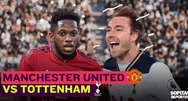 Sigue EN VIVO el Manchester United vs Tottenham por Sopitas.com