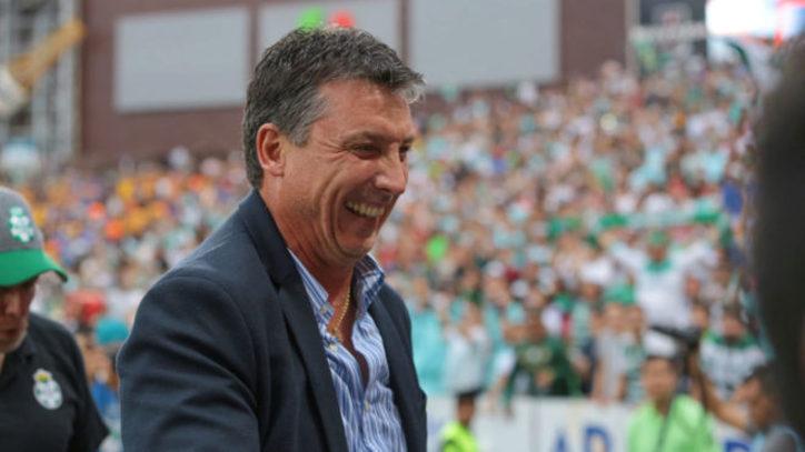 Robert Dante Siboldi fuera de Santos tras presentar su renuncia