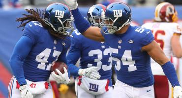 5 cosas que debes saber de los New York Giants antes del kickoff