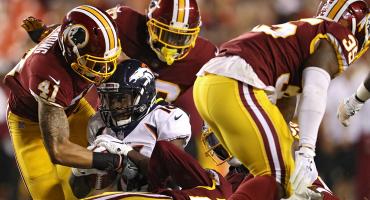 5 cosas que debes saber sobre los Washington Redskins antes del kickoff