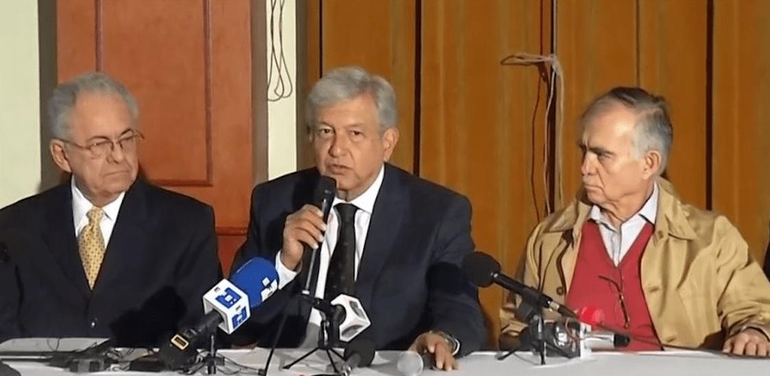 Texcoco o Santa Lucía: proyecto del NAIM será sometido a consulta, dice AMLO