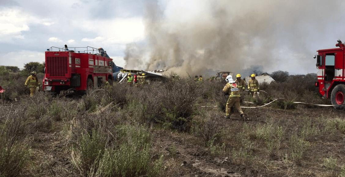 Accidente vuelo 2431 Ramin Parsa