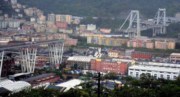 En imágenes: lo que tienes que saber del colapso en el puente en Génova