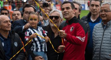 ¡Káiser eterno! Confirman a Rafa Márquez como Director Deportivo del Atlas