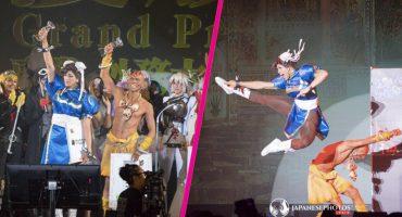 México arrasa en Mundial de Cosplay con una épica presentación de Street Fighter II