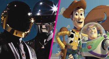 ¿Qué tan cierto es que Daft Punk producirá el soundtrack de Toy Story 4?