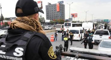 Y en EdoMex: castigarán con 15 años de cárcel a asaltantes de transporte público