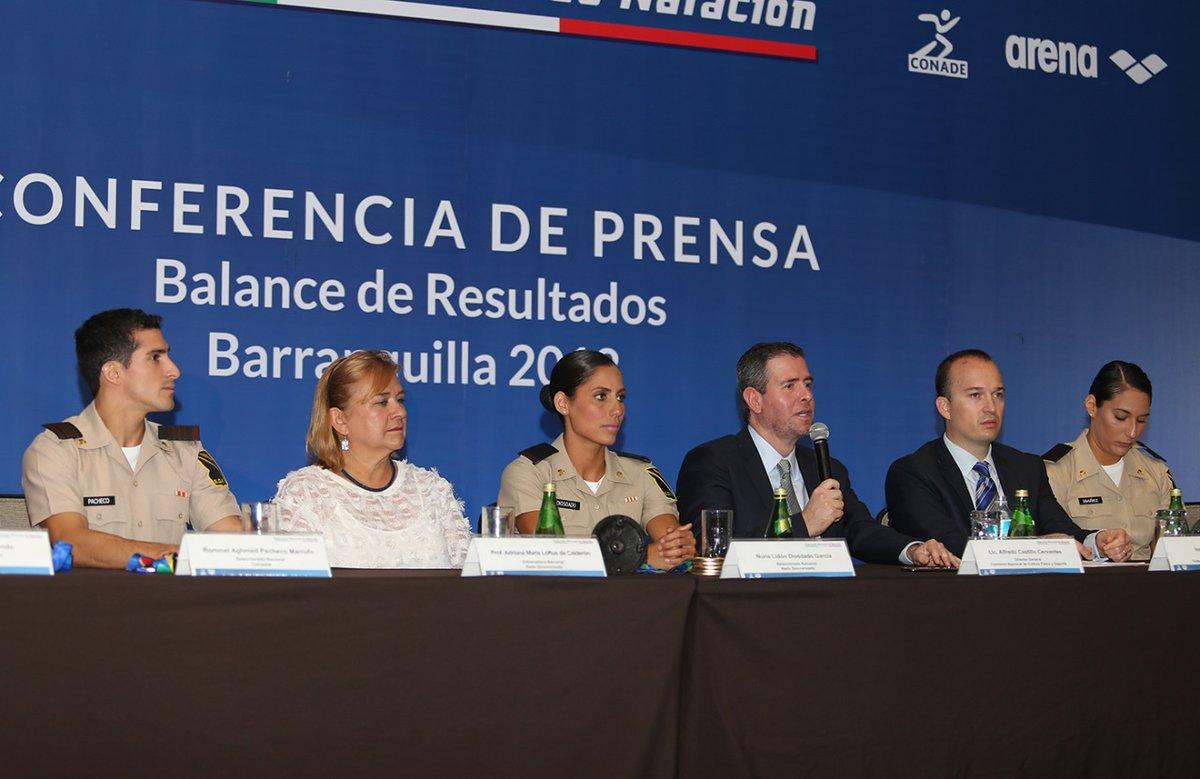 Alfredo Castillo arremete contra la FMF por equipo varonil en Centroamericanos