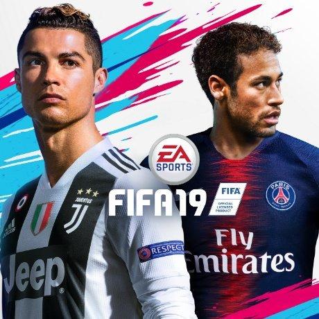 Cristiano Ronaldo y Neymar lucirán en la portada del FIFA 19