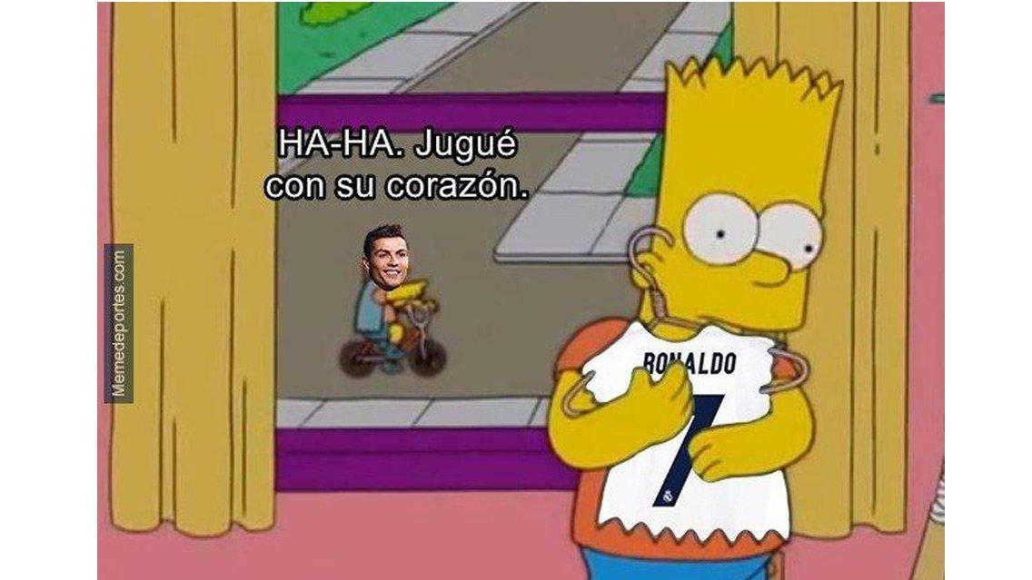 Real Madrid pierde la Supercopa de Europa pero ganaron unos buenos memes