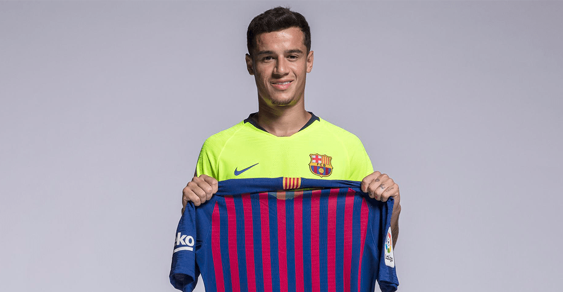 Philippe Coutinho utilizará dorsal histórico en el Barcelona