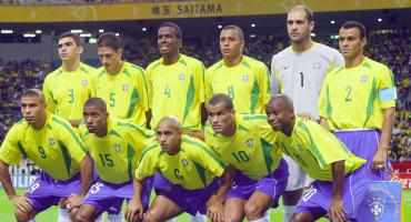 Detienen en Brasil a uno de los Campeones del Mundo de Corea-Japón 2002