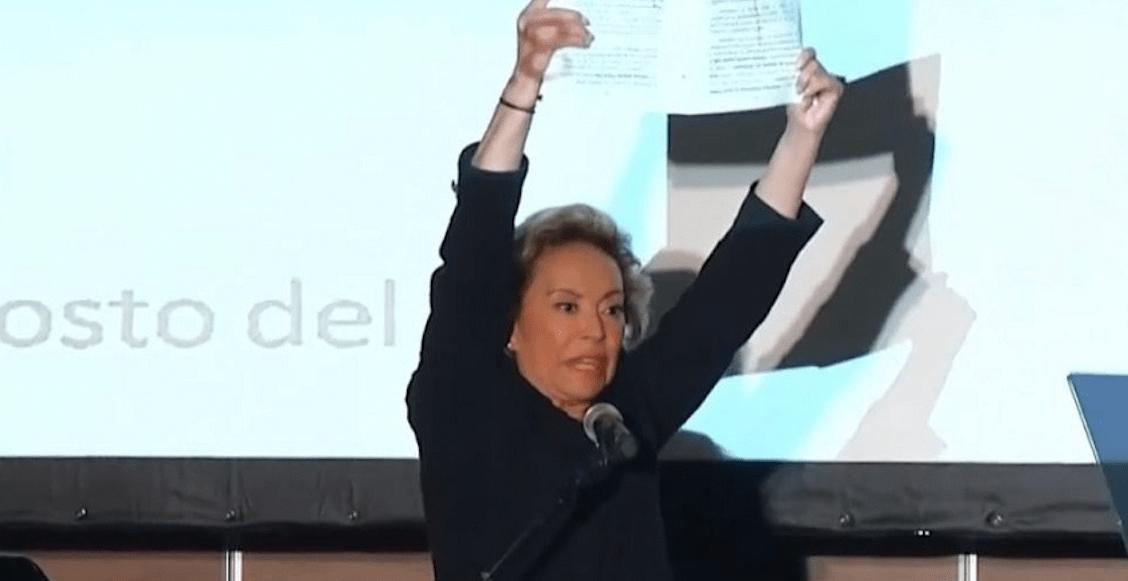 'Recuperé la libertad y la reforma Educativa se ha derrumbado': Elba Esther