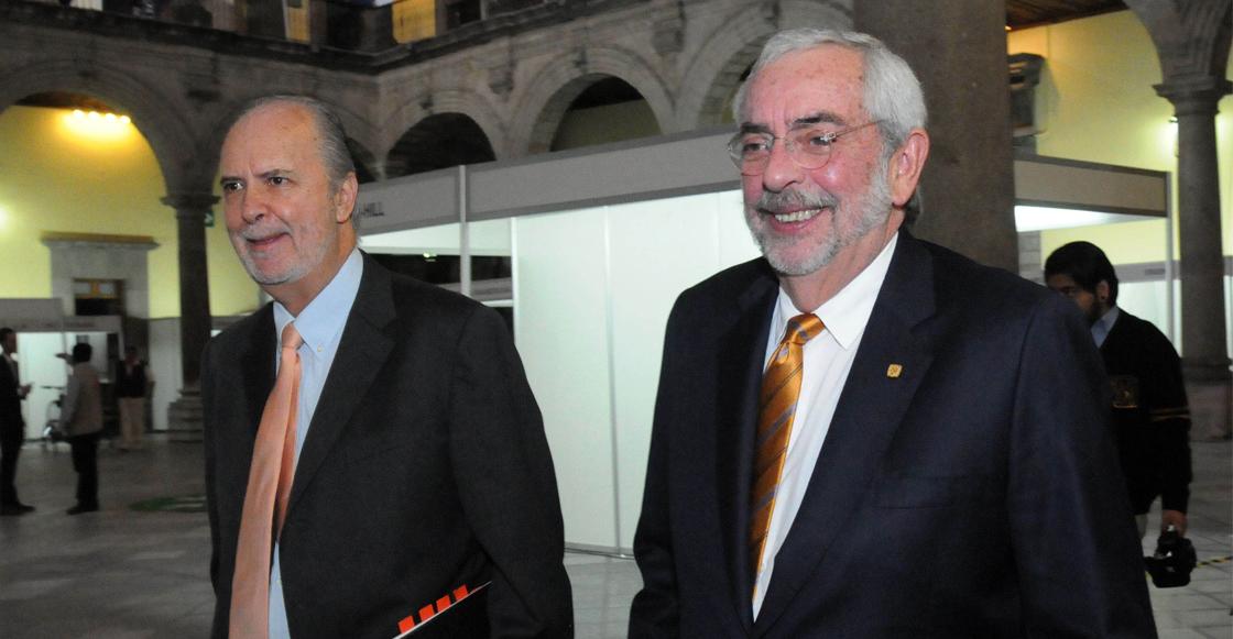 UNAM confía en un aumento para su presupuesto en 2019