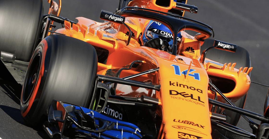 Los 5 mejores momentos de Fernando Alonso en la Fórmula 1