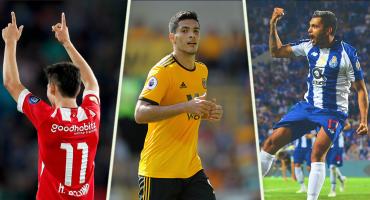 ¿Quién hizo el mejor gol? Chucky, Tecatito y Jiménez marcaron en el inicio de la temporada