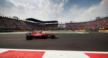 ¿Cuándo será el Gran Premio de México de la Fórmula 1 en 2019?