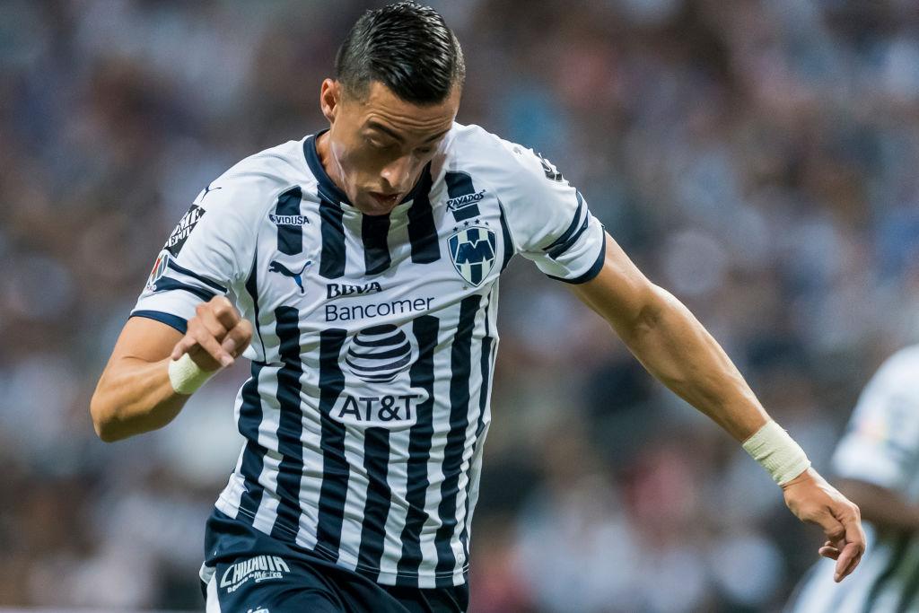 Funes Mori fuera de acción con Monterrey por lesión