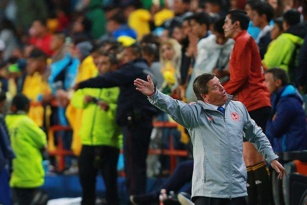 América empató con Pumas pero el Piojo Herrera se sigue quejando del arbitraje