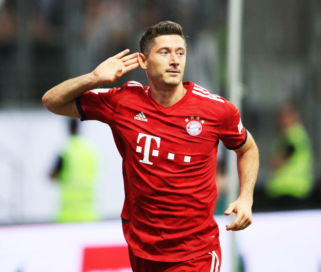 Bayern Munich goleó y gana la Supercopa de Alemania al Frankfurt