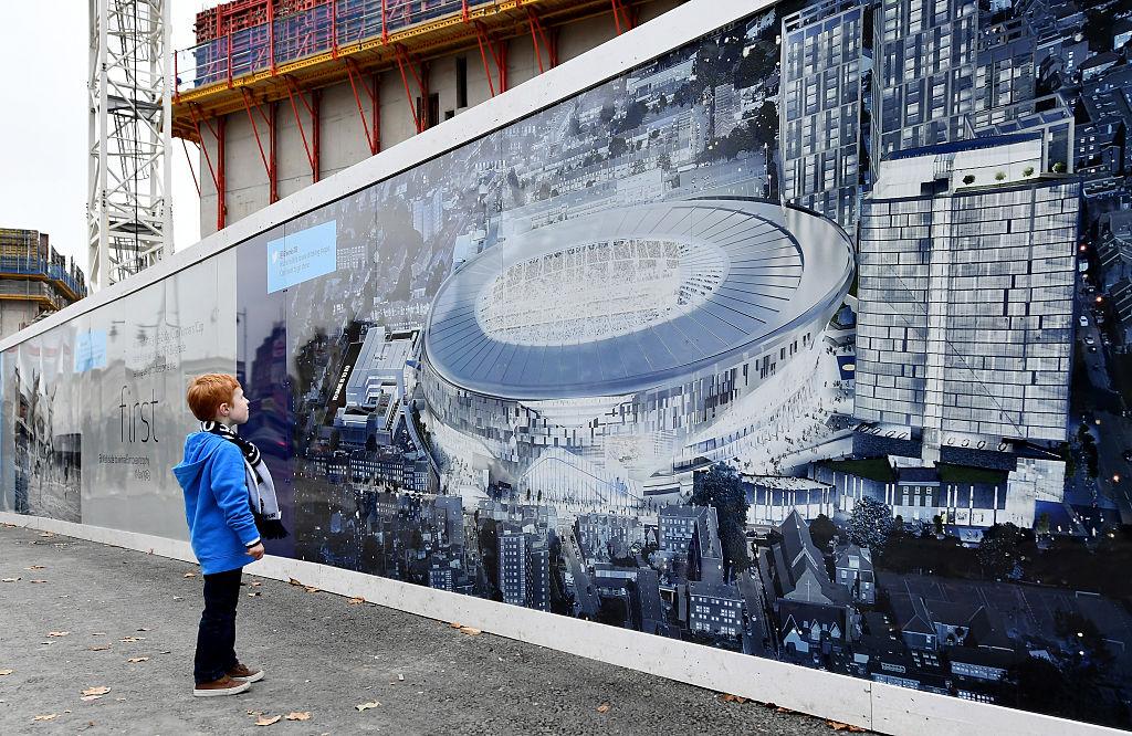 El increíble récord del Tottenham en el mercado de fichajes
