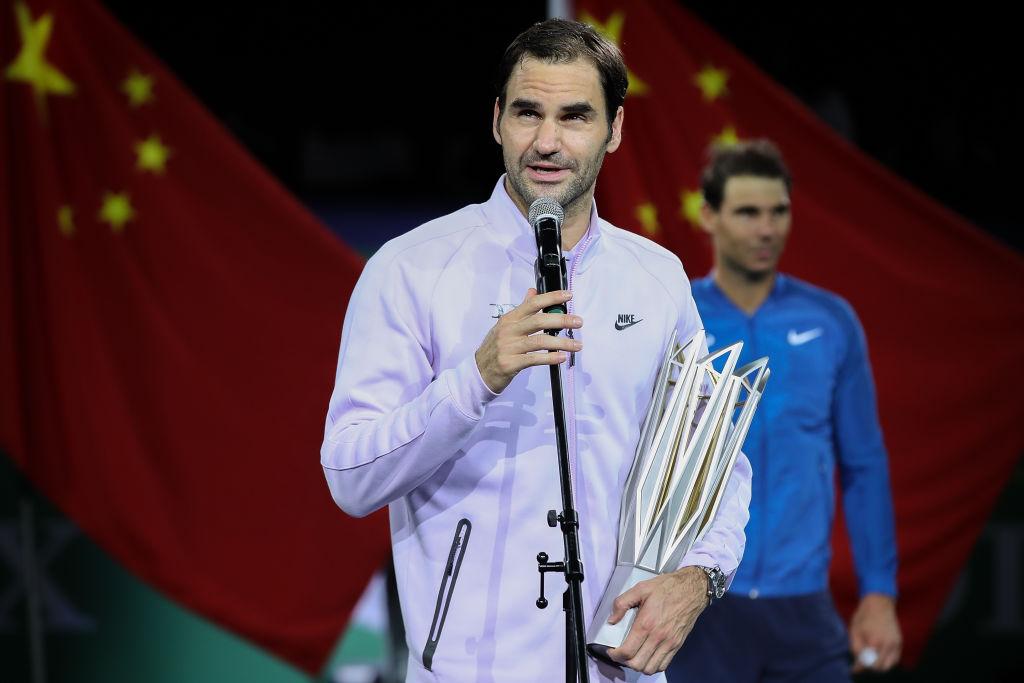 Nadal, Federer y Del Potro dominan el ranking de la ATP