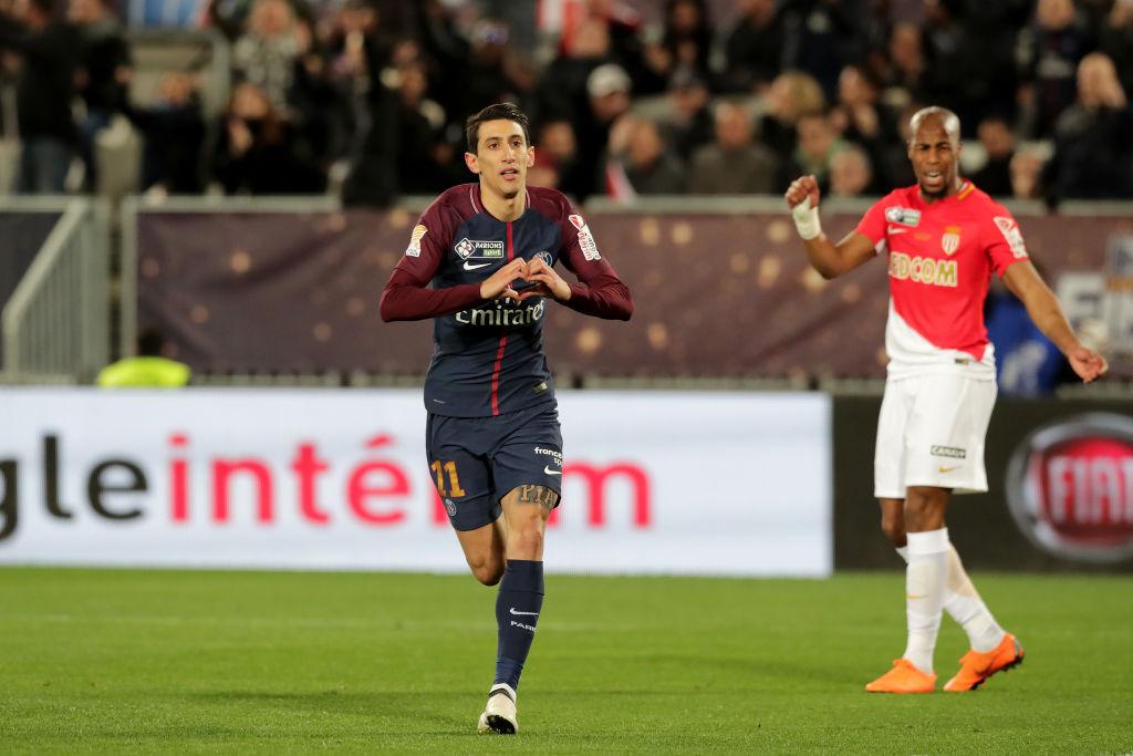 Habría acuerdo entre PSG y Ángel Di María para renovar hasta 2021