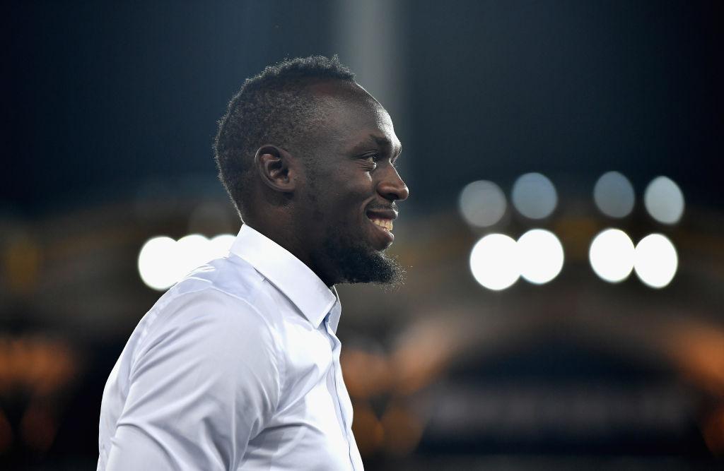 ¡Jamaican Power! Usain Bolt es fichado por el Central Coast Mariners de Australia