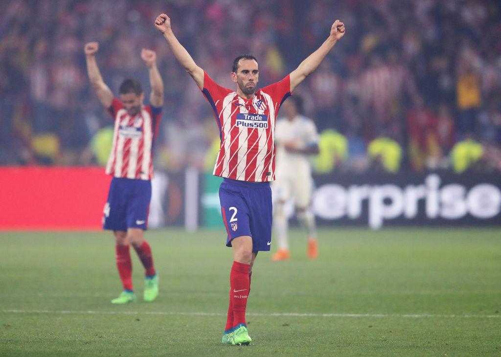 Diego Godín renueva contrato con Atlético de Madrid