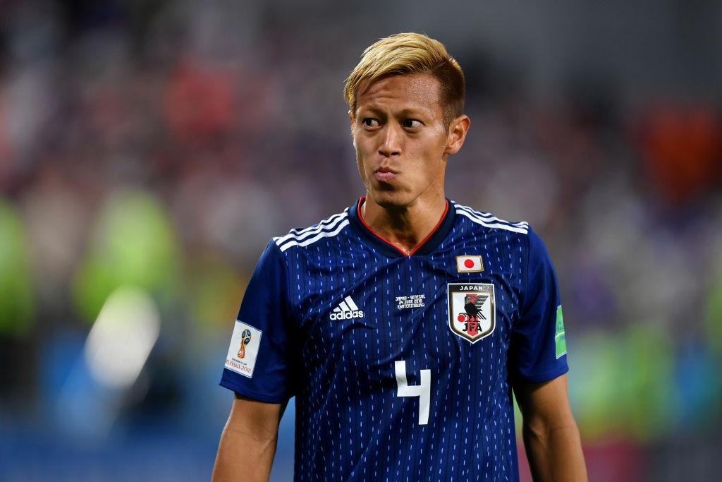 Keisuke Honda será jugador y Director Técnico al mismo tiempo