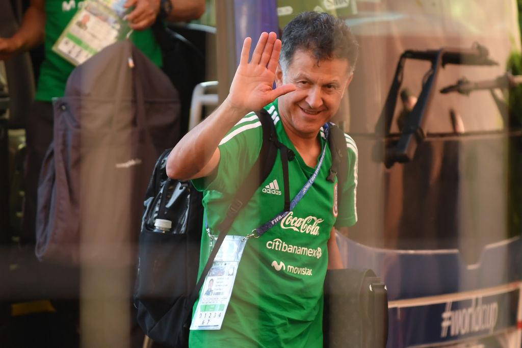 """En Colombia no quieren a Juan Carlos Osorio: """"Líbranos señor"""""""