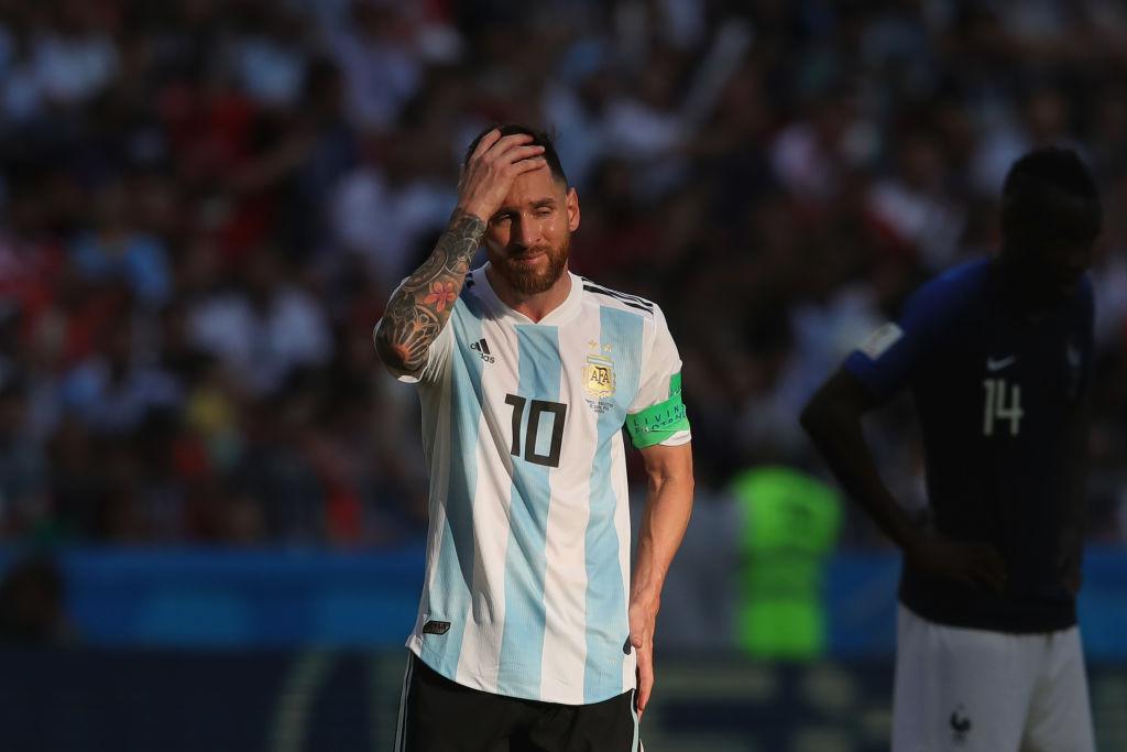 """¡Bomba! Lionel Messi """"renuncia"""" a la Selección de Argentina por este año"""