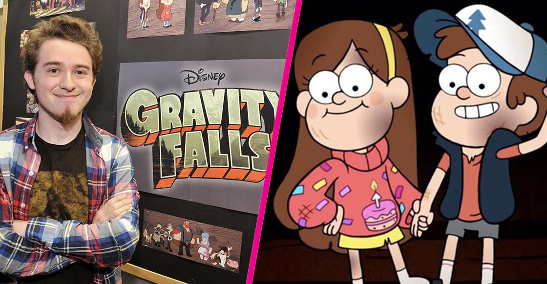 El creador de Gravity Falls, Alex Hirsch, trabajará proyectos para Netflix