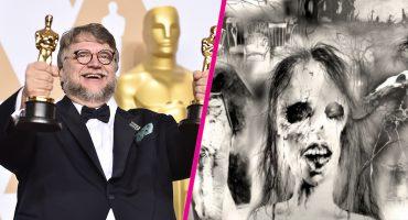 ¡Ya hay elenco para el nuevo proyecto de Guillermo del Toro!