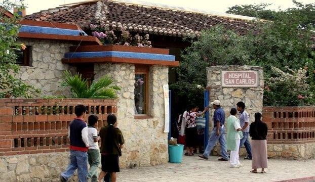 En este hospital, indígenas pagan servicios con naranjas, café y maíz