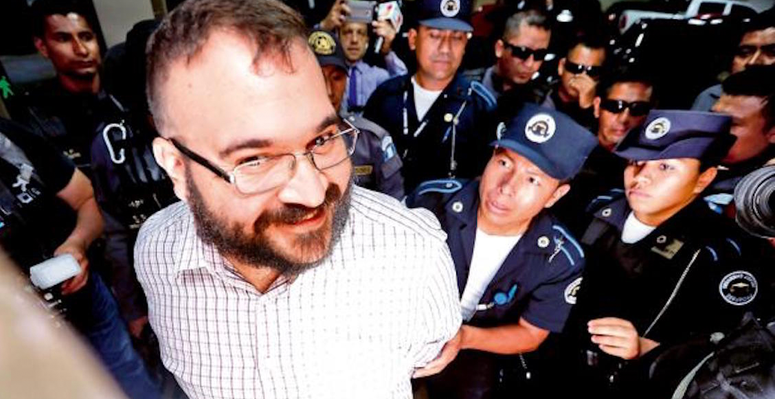 ¡De retache! Veracruz pide a PGR que regrese los bienes confiscados a Duarte