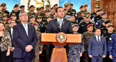 ¿Miedo? El presidente de Guatemala expulsó a Comisión de la ONU contra la impunidad