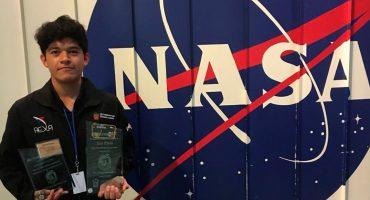 ¡Bravo! Mexicano es elegido por la NASA para estudiar en Rusia