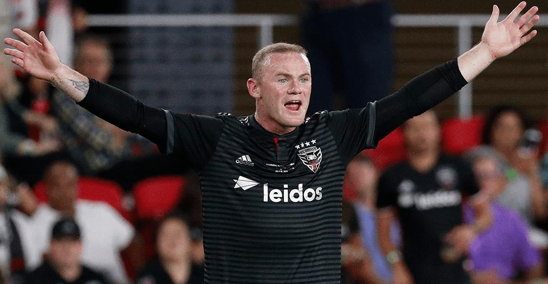 A puro corazón: Wayne Rooney da agónica victoria al DC United